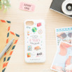 Cover Lovely Streets per iPhone 7 - A million adventures (ENG)