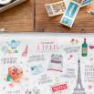 Portatutto Lovely Streets - Ce qui me charme à Paris (FR)
