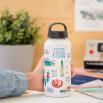 Bottiglia in alluminio Lovely Streets - Asturias