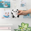Portachiavi peluche squishy - Panda