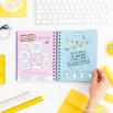Agenda sketch 2019-2020 Vista settimanale - Oggi faccio scintille