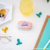 Piccolo portaoggetti rigido - Small case full of big dreams