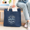 Tote bag - Qui ci stanno milioni di avventure