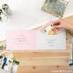 Busta regalo matrimonio - Vissero felici e contenti