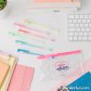 Set di 6 penne colorate - Do it love