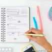 Agenda sketch 2020-2021 Vista settimanale - 365 giorni davvero eccezionali