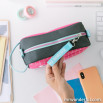 Big pencil case - Do your best and enjoy the rest