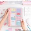 Agenda classica 2020-2021 settimanale - Progetti, appuntamenti e idee