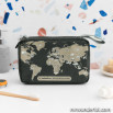 Beauty case da viaggio - The world is waiting for you