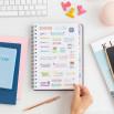 Agenda classica 2021 Settimanale - Risate, avventure e mete raggiunte