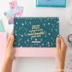 Bullet calendar 2021 Mr. Wonderful