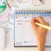Planner settimanale - I sogni raggiunti incominciano qui