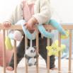 Sonaglio a spirale Mr. Wonderful x Saro - Panda Hugs