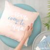 Federa cuscino arredo
