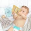 Cartoline prime tappe del bebè - Il mio primo anno in foto (IT)
