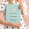 Quaderno - Una giornata senza sorriso è più lunga di un mese senza dati (IT)
