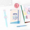 Quaderno con blocchetti adesivi - Note e idee che lasceranno il segno (IT)