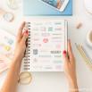 Agenda 2019 annuale classica Settimanale - Le mille e duecento cose che riuscirò a fare