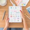 Agenda 2019 annuale classica giornaliera - Giornate da un milione di ore