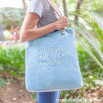 Tote bag - Happy is better than perfect (ENG)