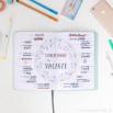 Agenda bullet - Programmi, scarabocchi e tantissime idee