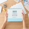 calendari da tavolo 2019