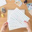 Calendario scrapbook  - 2019, sarai un anno favoloso!