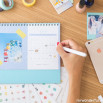 calendari scrapbook