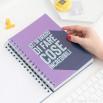 Quaderno con pensieri positivi Self Power