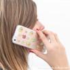 Cover transparente per iPhone SE - Avocado