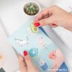 Cover transparente per iPhone 6 plus - Avocado