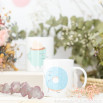 Set di due tazze - And together they had breakfast happily ever after (ENG)