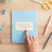 Libretto di note adesive – La vita è un piacere quando non lasci niente in sospeso da fare (IT)