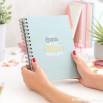 Quaderno – Oggi non mi ferma nessuno (IT)