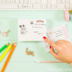 Block notes con wonderpropositi (ENG)