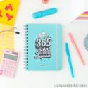 Set agenda sketch 2020-2021 settimanale - 365 giorni davvero eccezionali