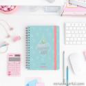 Set agenda classica 2020-2021 settimanale - Progetti, appuntamenti e idee