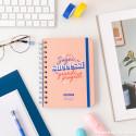 Set agenda classica piccola 2021 Vista settimanale - Sogni, successi e grandi progetti