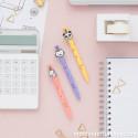 Pack Agenda ad Anelli Azzurra 2019 con penne