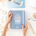 Pack Agenda settimanale 2019 con penne magiche