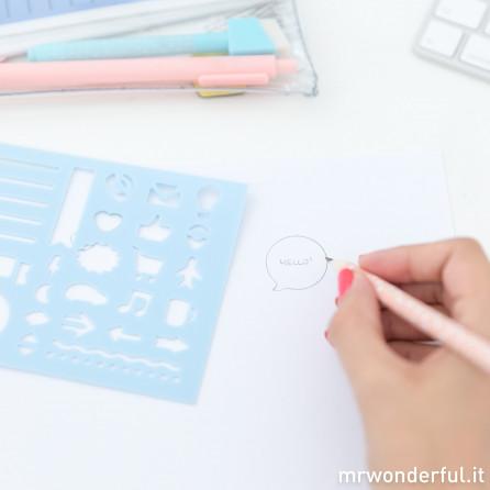 Set per personalizzare e rallegrare la tua agenda