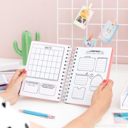 agenda da scrivania