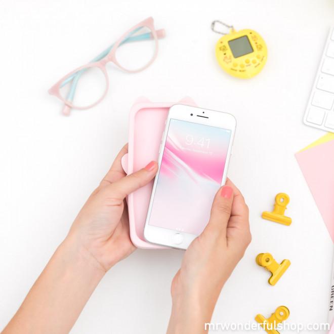 iPhone 6/7/8/ case Maneki-neko - Lucky Collection