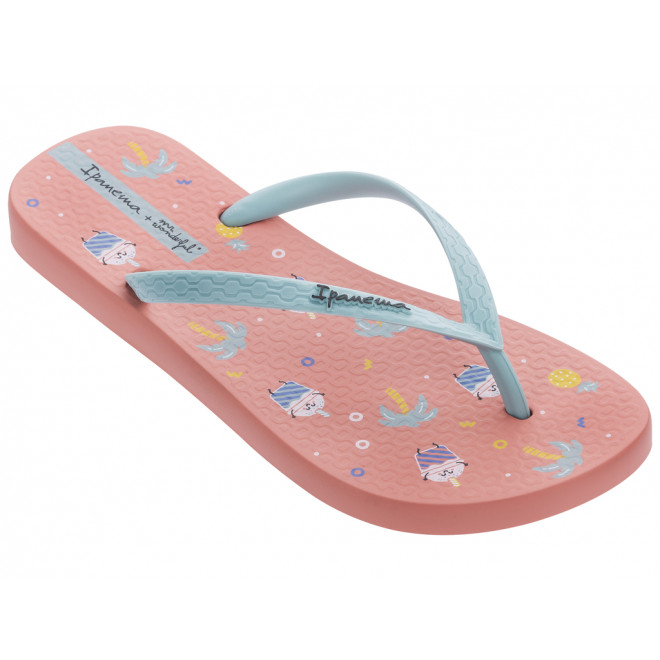 Chanclas Ipanema - Pink Ice Cream