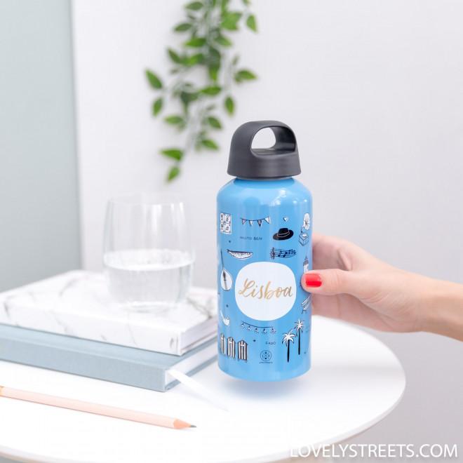 Botella aluminio