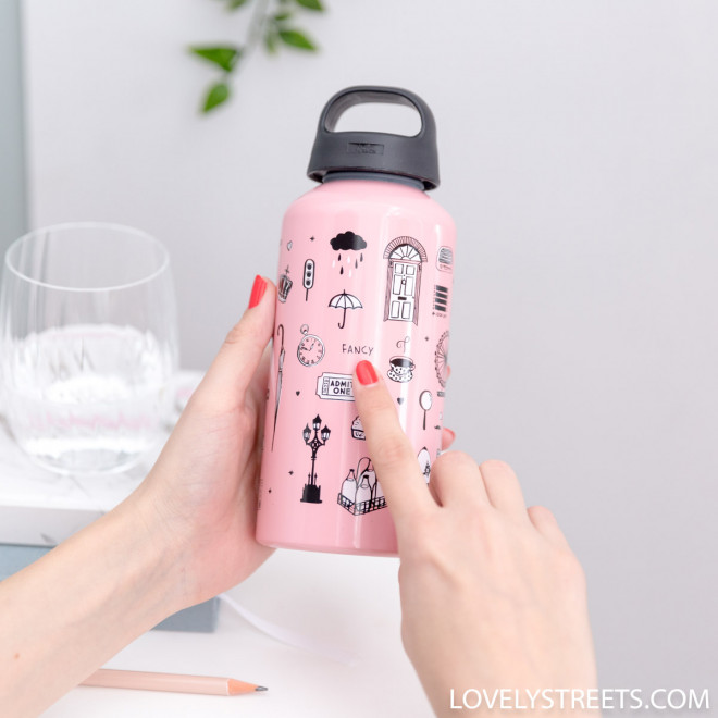 Botella mr wonderful