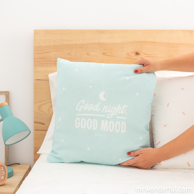 Pillow - Good night, good mood