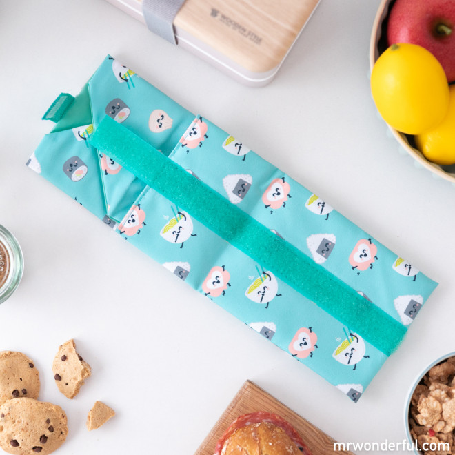 Sandwich roll bag Roll Eat x Mr. Wonderful - Sushi
