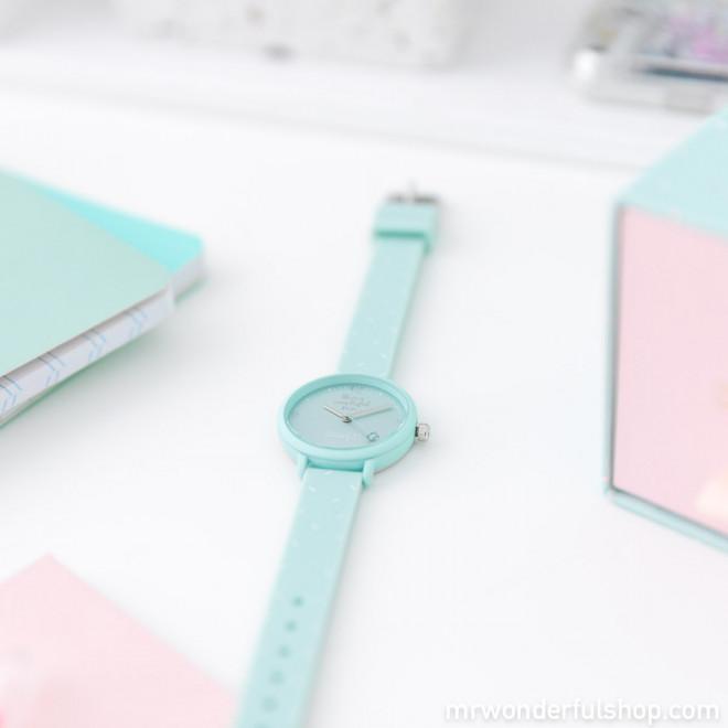 Watch Happy Hour - Green & lines