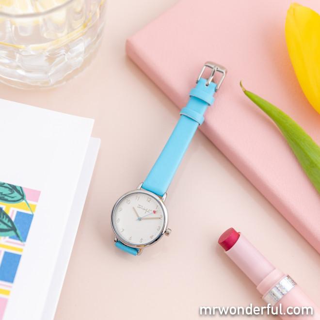 Reloj Pines - Corazón